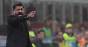 Gennaro Gattuso Milan Inter