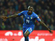 Moise Kean Italia