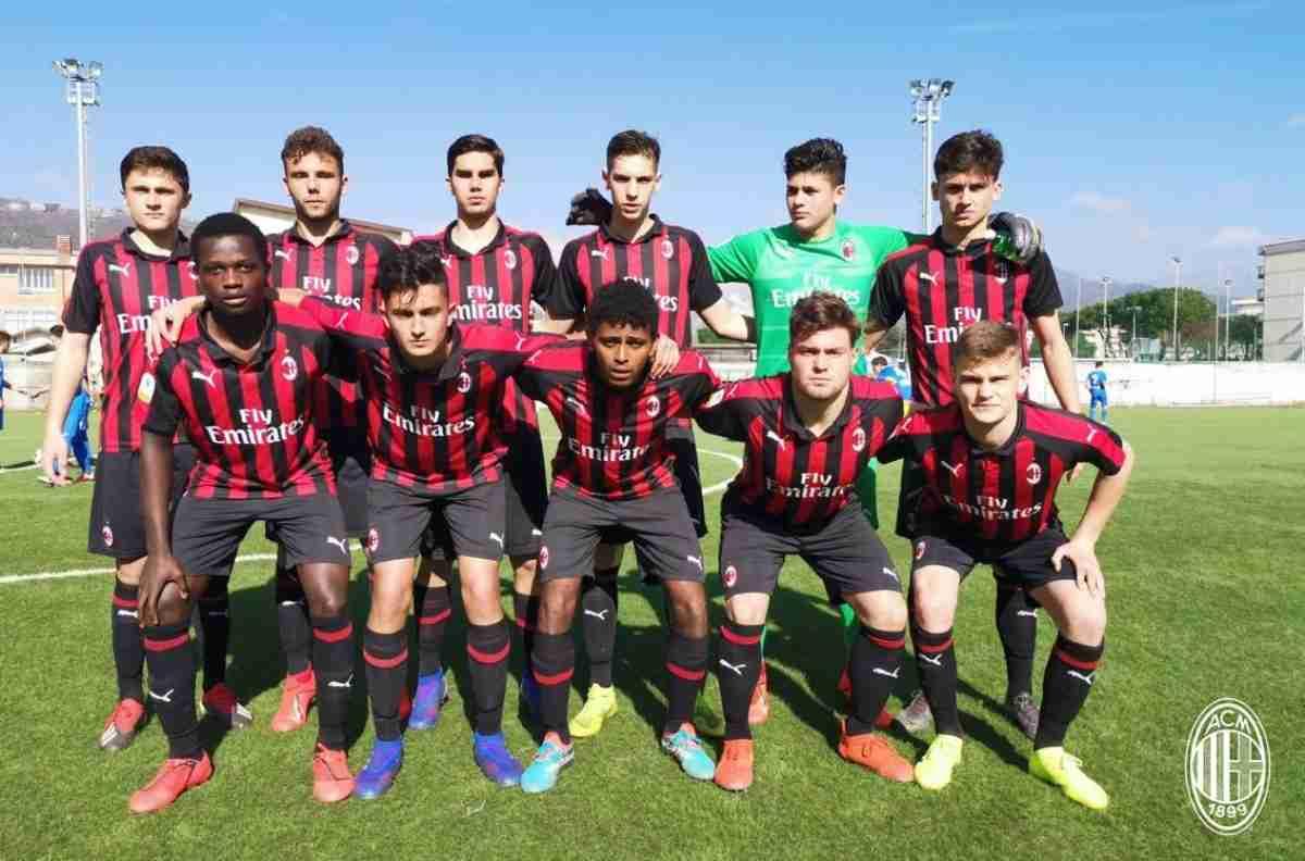 Milan Primavera Viareggio Cup