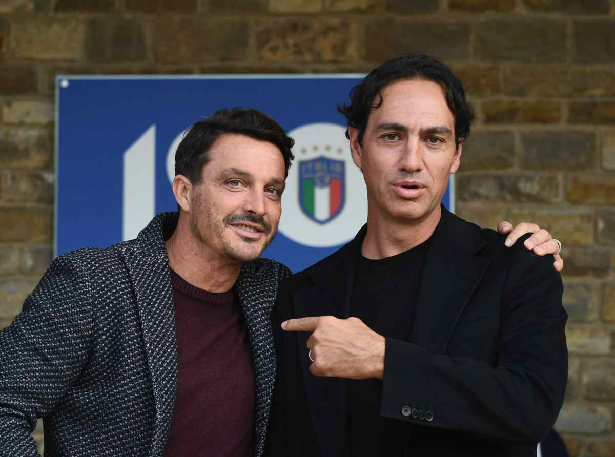 Alessandro Nesta Massimo Oddo
