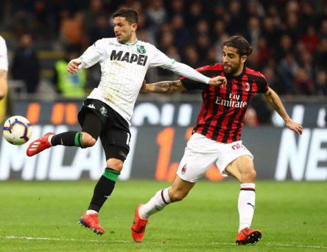 Milan: Stefano Sensi a un passo. E Donnarumma... Calciomercato Milan