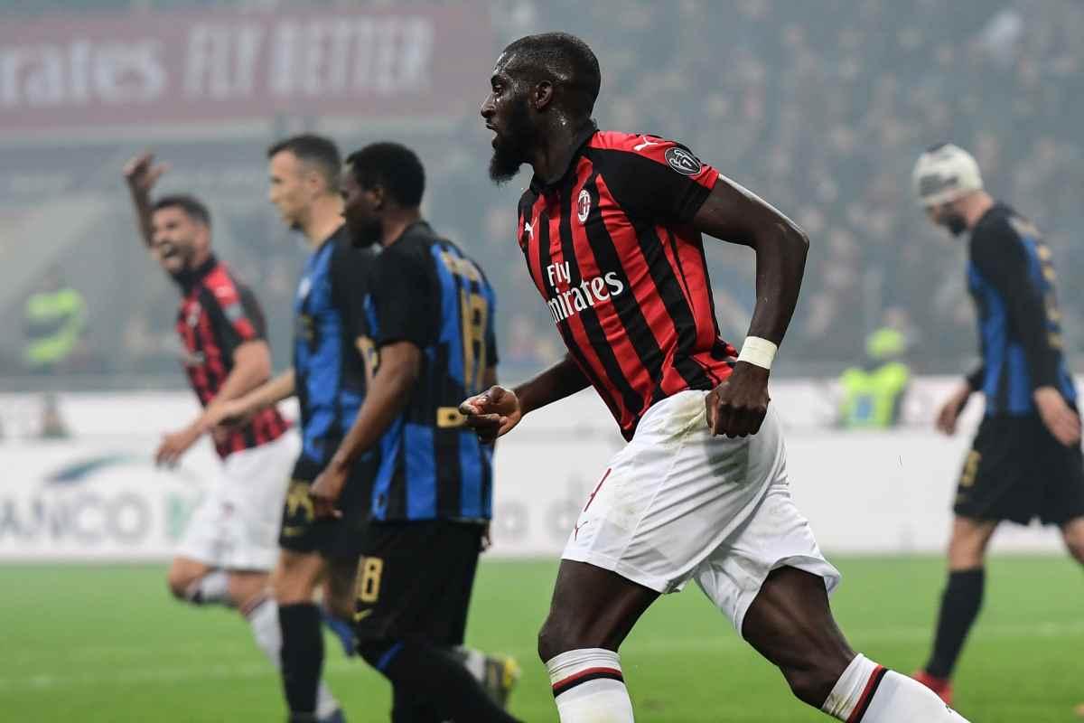 Tiemoué Bakayoko Milan