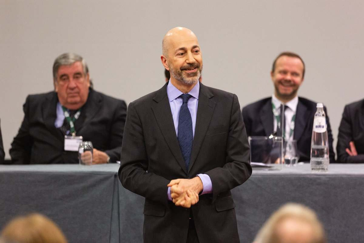 Ivan Gazidis Amministratore Delegato Milan