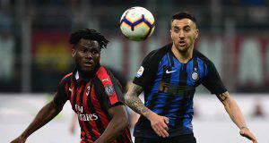 Franck Kessie Matias Vecino Milan Inter