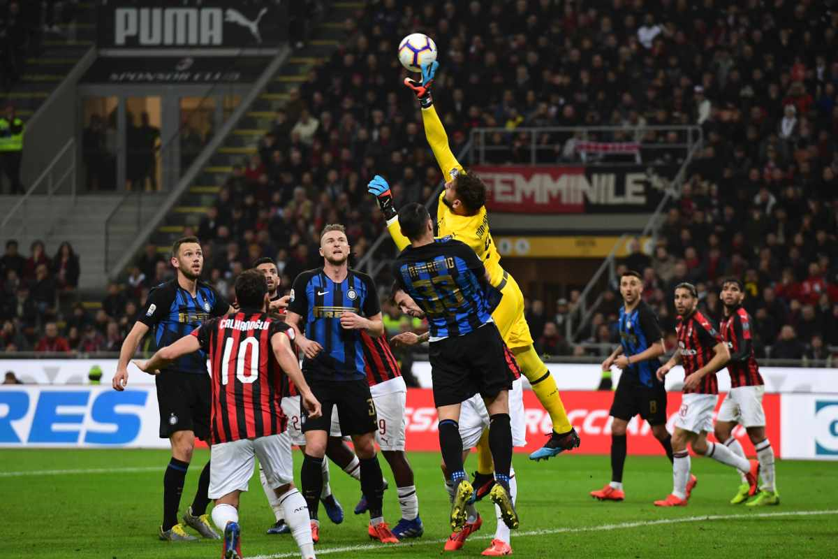 milan inter derby