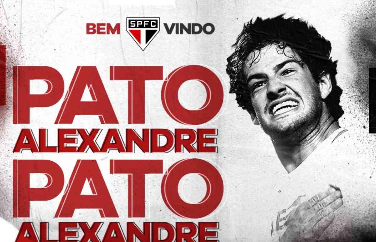 Alexandre Pato San Paolo