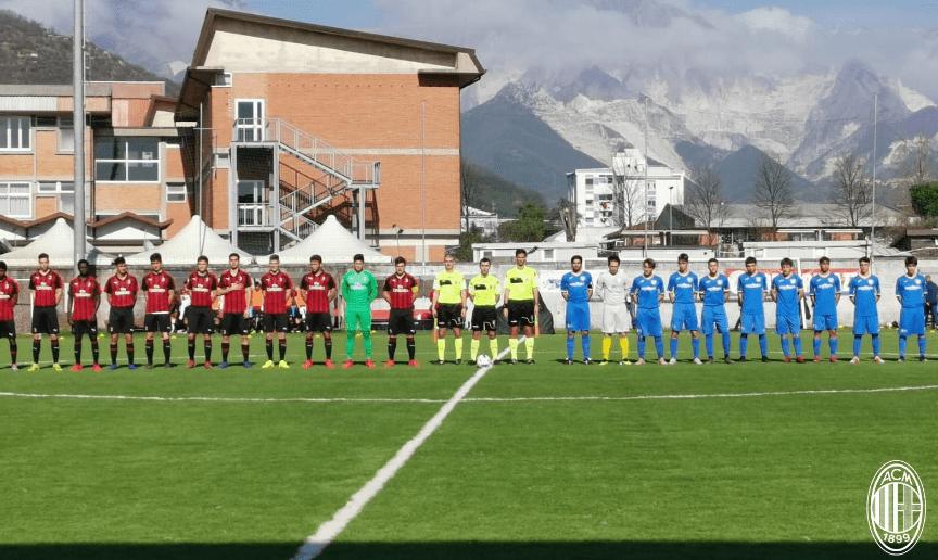 Viareggio Cup: Milan - Club Brugge 4-6 dcr, rossoneri fuori a sorpresa