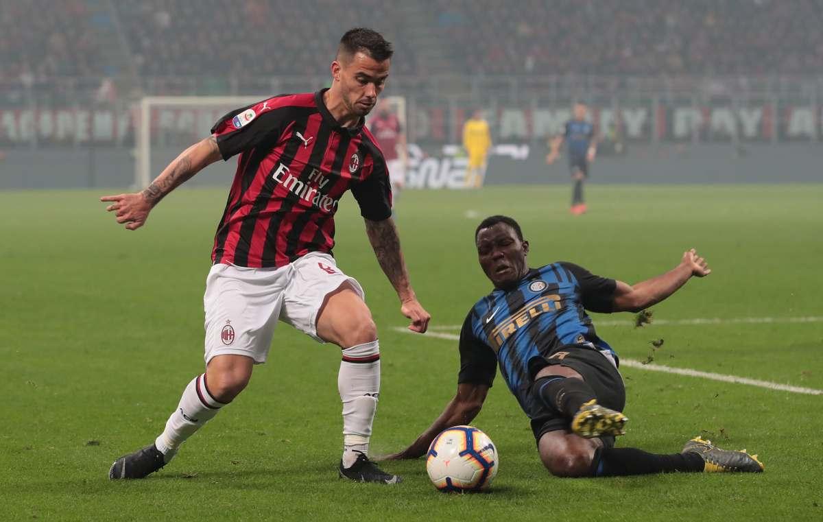 Jesus Suso Asamoah Milan Inter