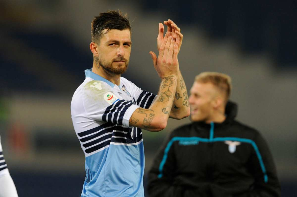 Francesco Acerbi Milan Lazio