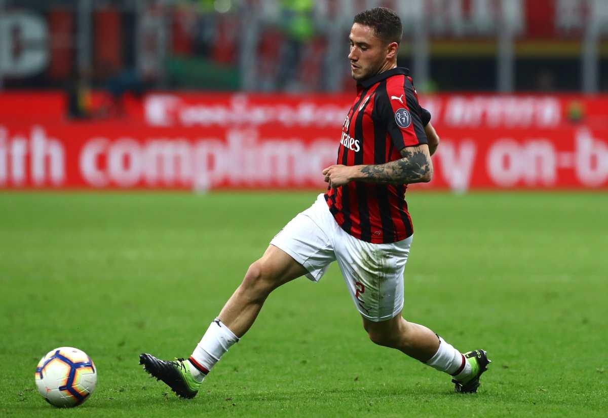 Calabria Davide AC Milan