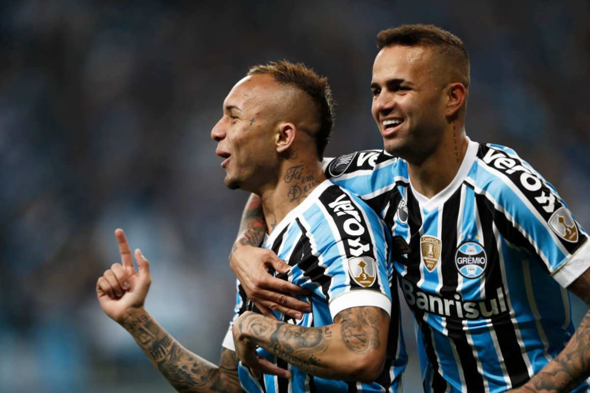 Everton- Gremio