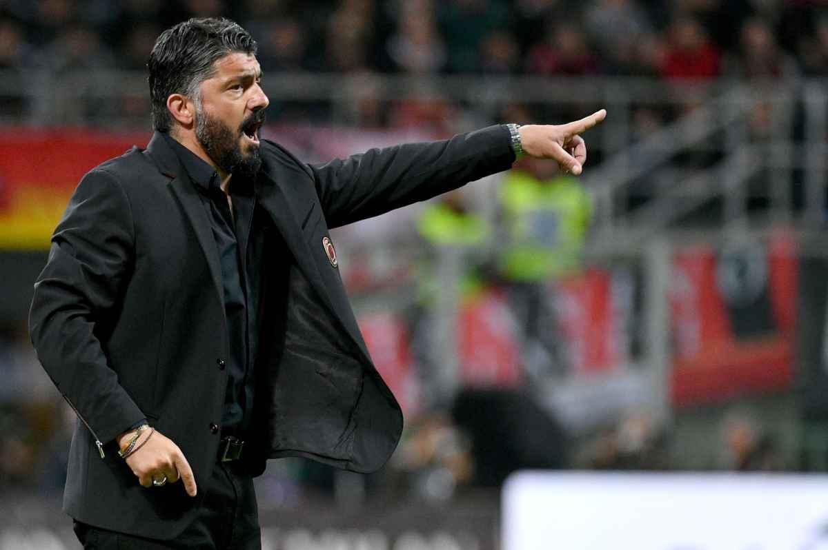 Gennaro Gattuso AC Milan