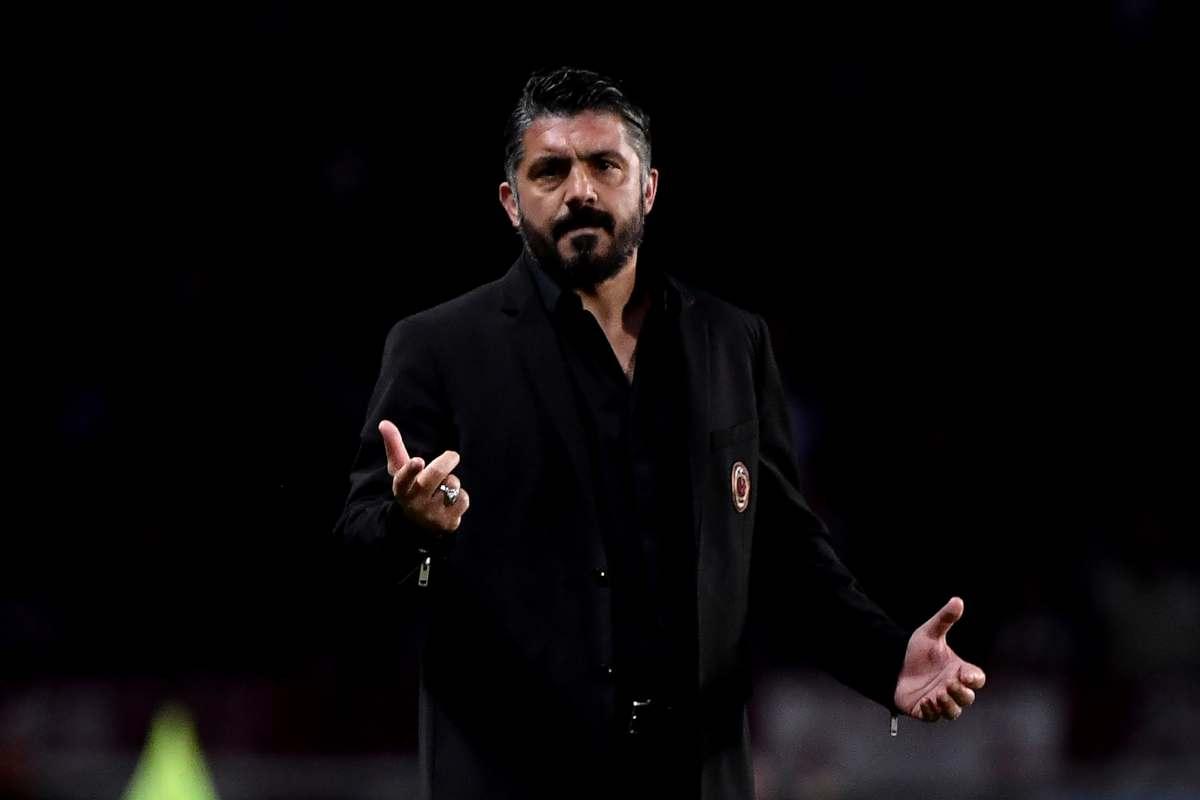 Gennaro Gattuso Torino Milan