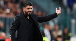 Gennaro Gattuso Juventus Milan