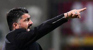 Gennaro Gattuso Milan Udinese