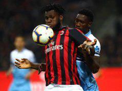 Franck Kessie bastos Milan Lazio