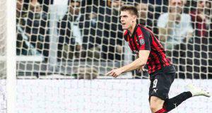 Krzysztof Piatek Juventus Milan