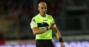 Michael Fabbri arbitro
