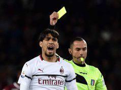 Milan-Juventus arbitra Guida