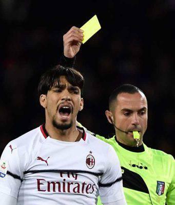 Lucas Paquetà Arbitro Guida Torino Milan