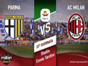 Parma-Milan