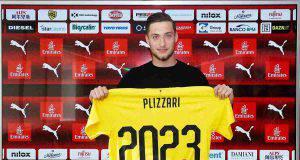 Alessandro Plizzari AC Milan