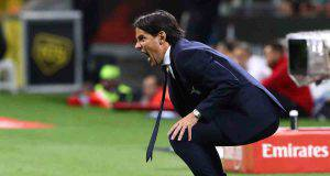Simone Inzaghi Milan Lazio