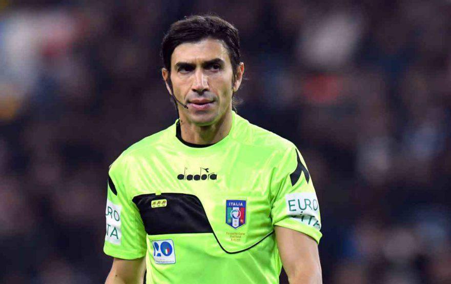 Gianpaolo Calvarese milan