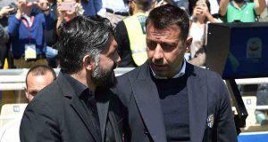 Gennaro Gattuso Roberto D'Aversa Parma Milan