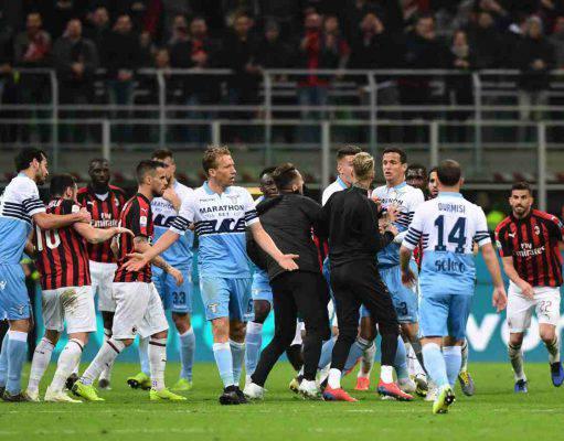 Lucas Leiva Milan Lazio