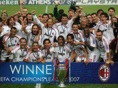 ac milan champions league 2007