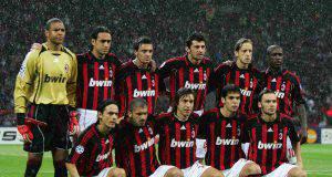 ac milan manchester united 2007