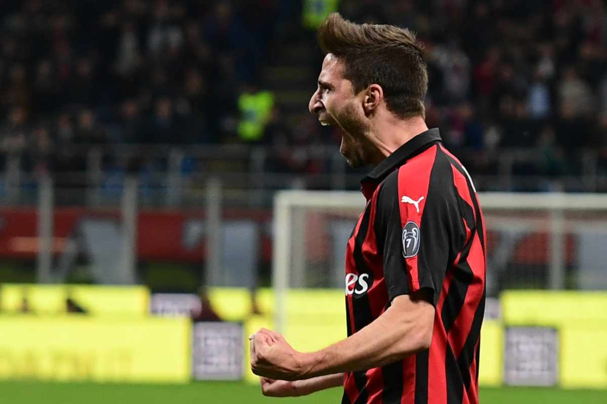 Fabio Borini Milan Bologna