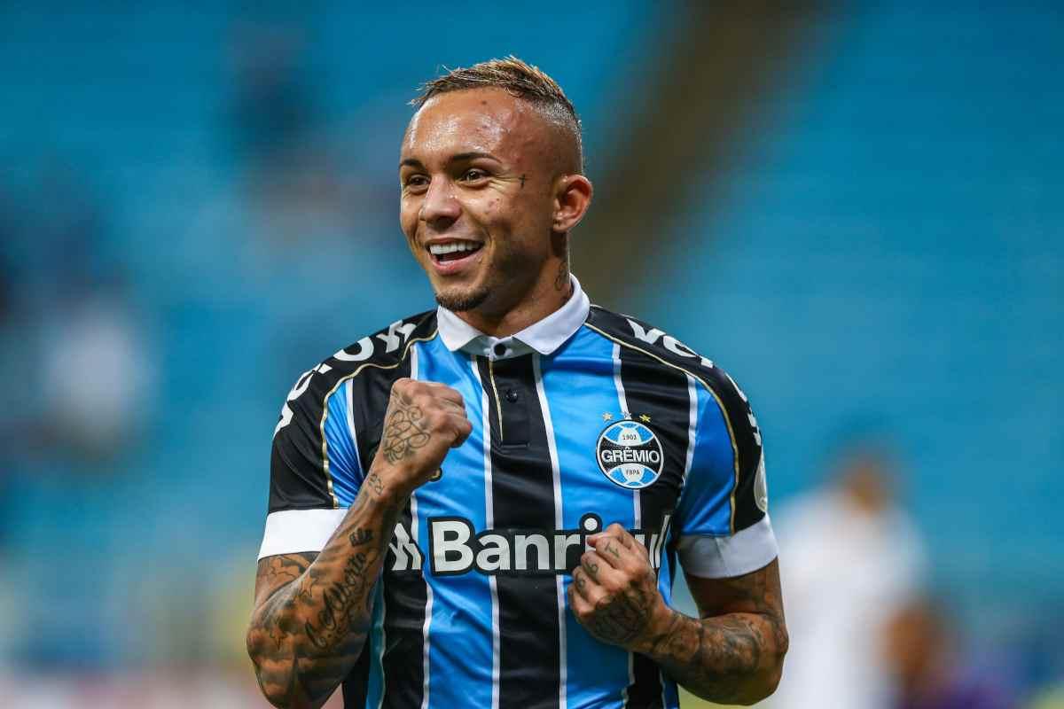 Everton Sousa Soares AC Milan