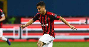 José Mauri AC Milan