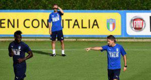 Mario Balotelli Roberto Mancini