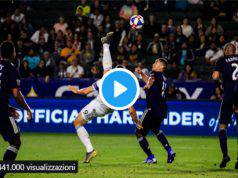 MLS Ibrahimovic Los Angeles Galaxy