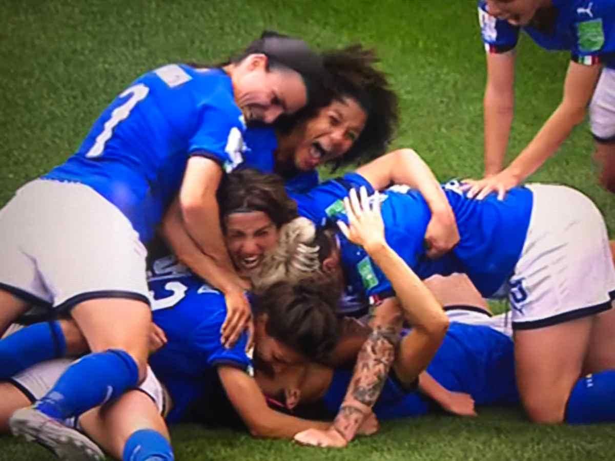 Italia Femminile calcio
