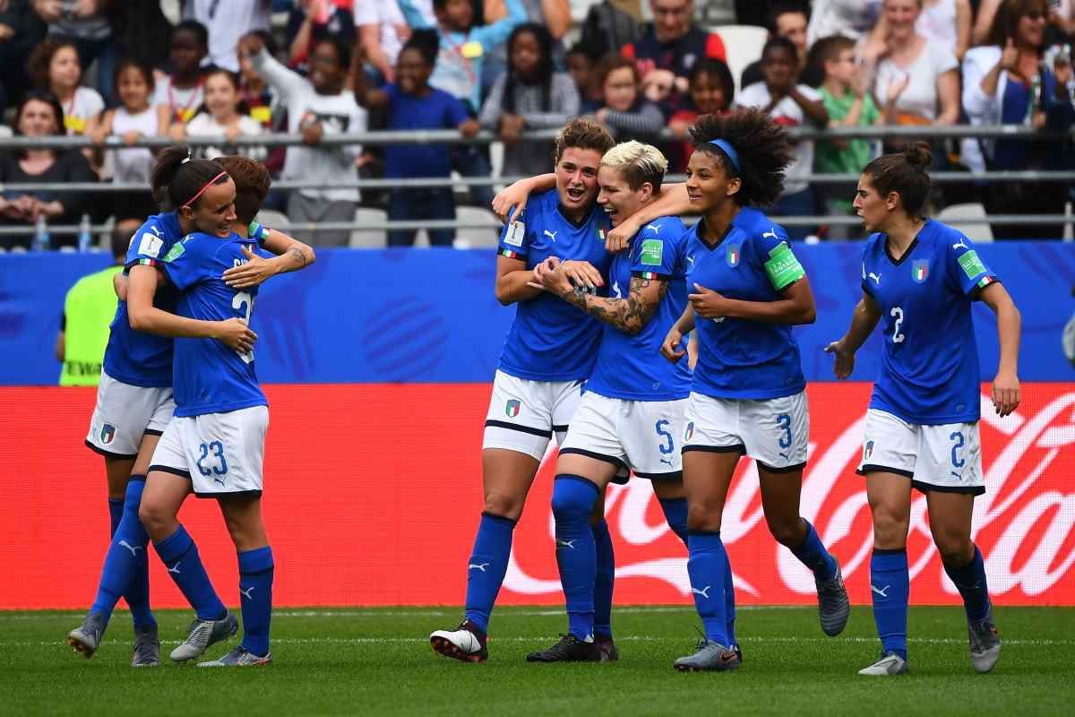 italia femminile women