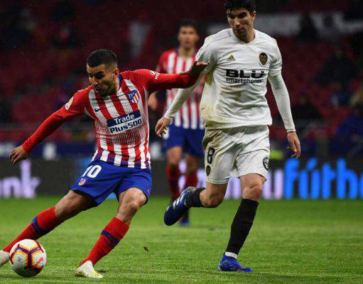 Correa atletico madrid