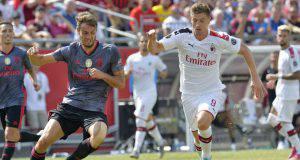 Milan-Benfica ICC2019