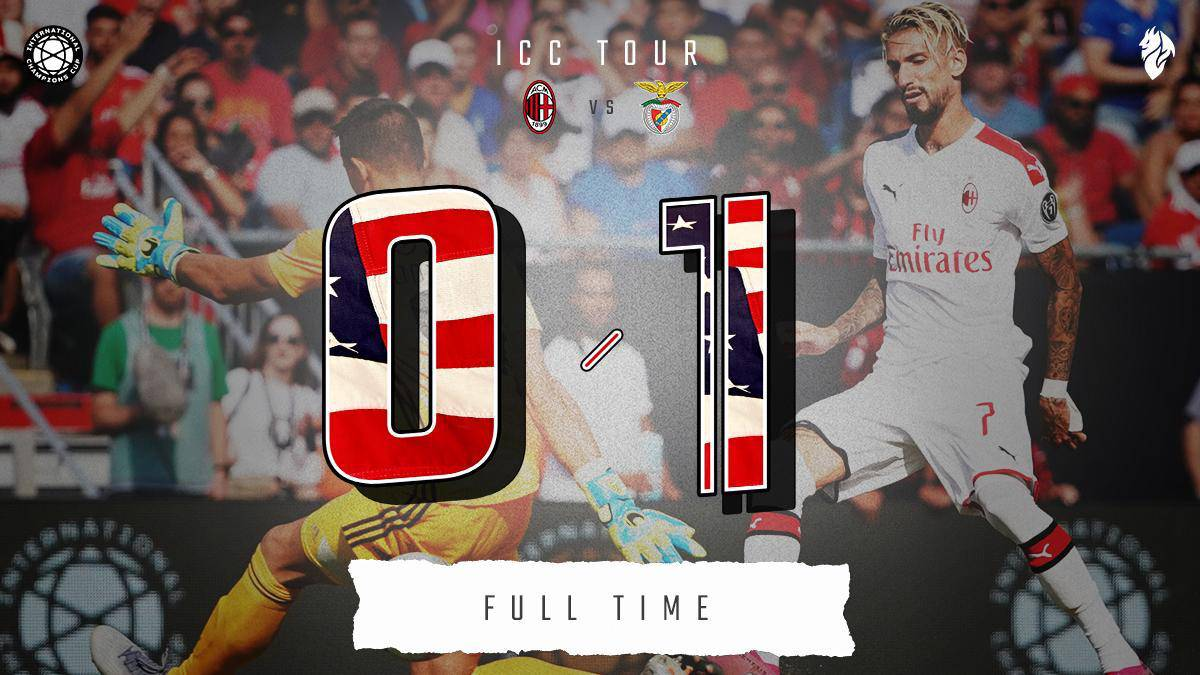 Milan-Benfica