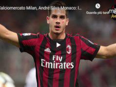 Andre Silva Milan Monaco