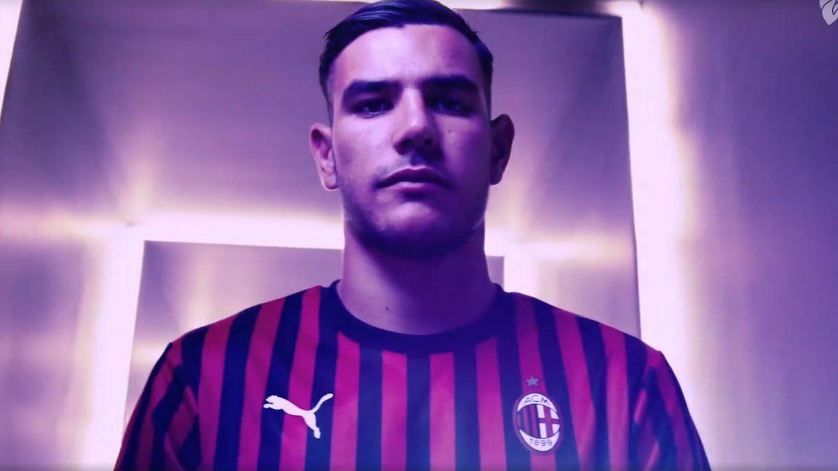 Milan, ora è ufficiale: Theo Hernandez è un nuovo giocatore rossonero
