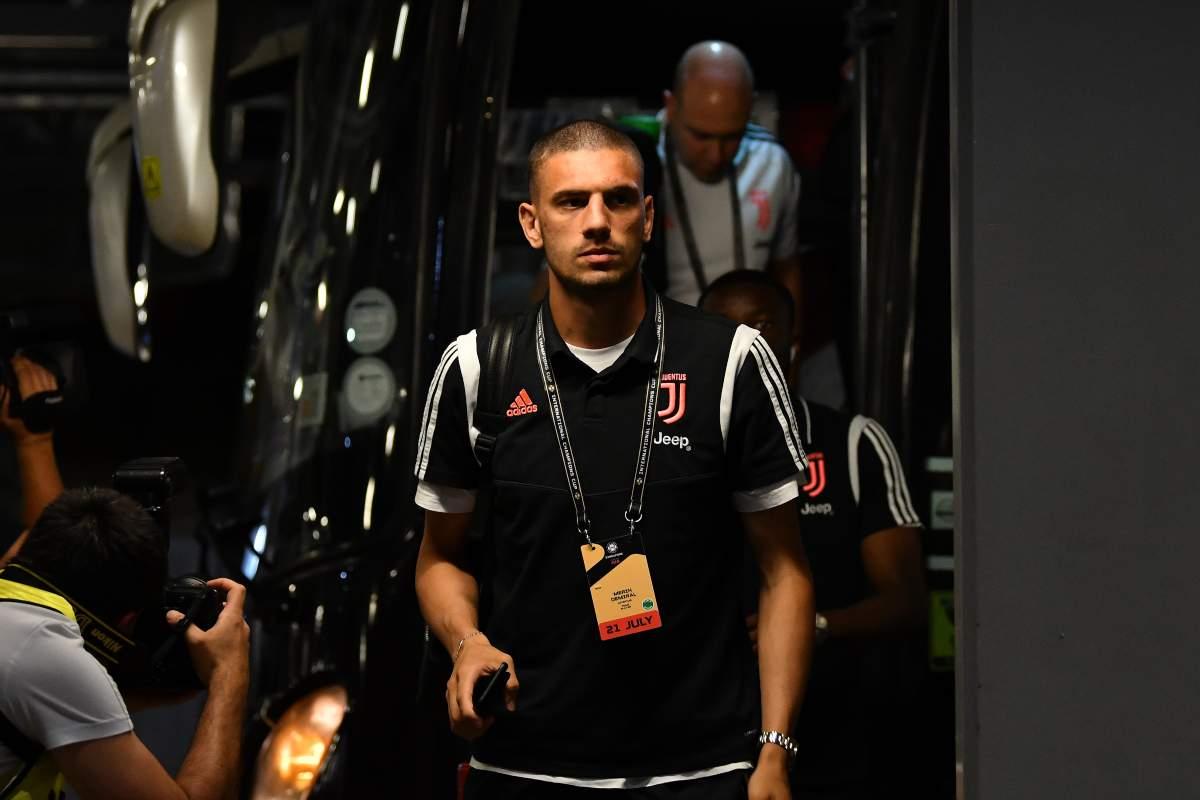 Calciomercato Roma, la priorità è un difensore centrale: Rugani l'obiettivo n.1