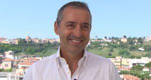 Marco Giampaolo allenatore AC Milan