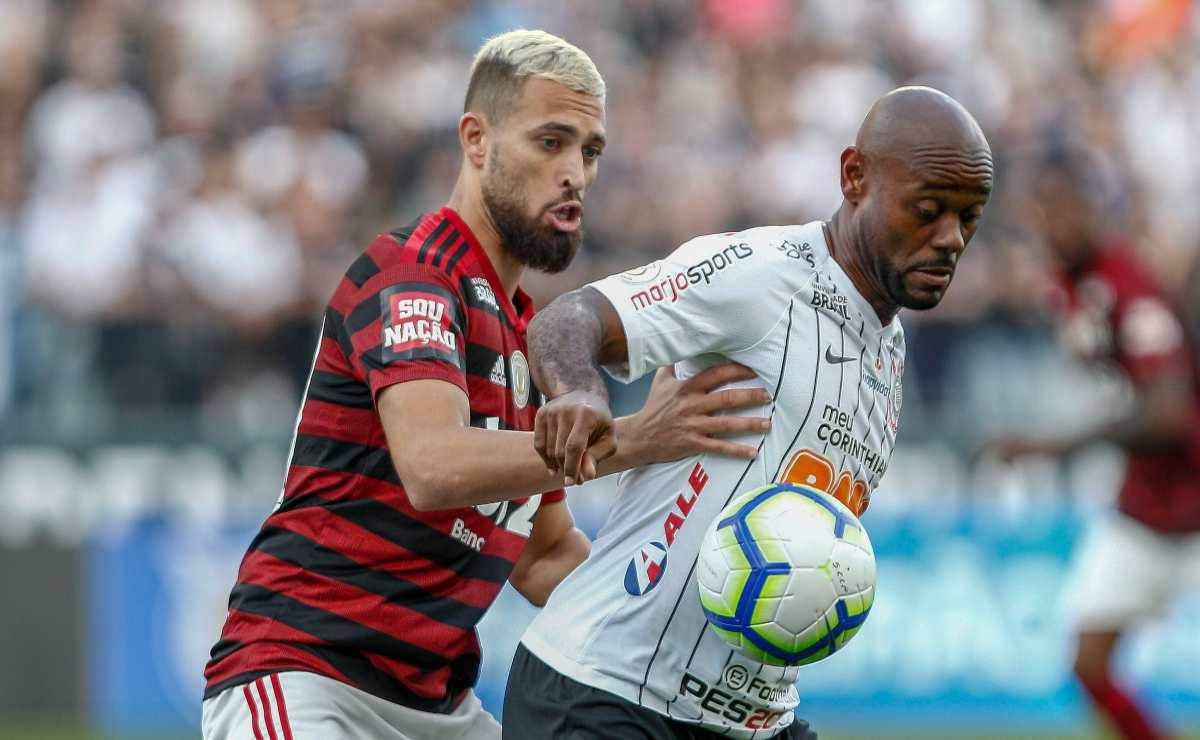 Léo Duarte e Vagner Love