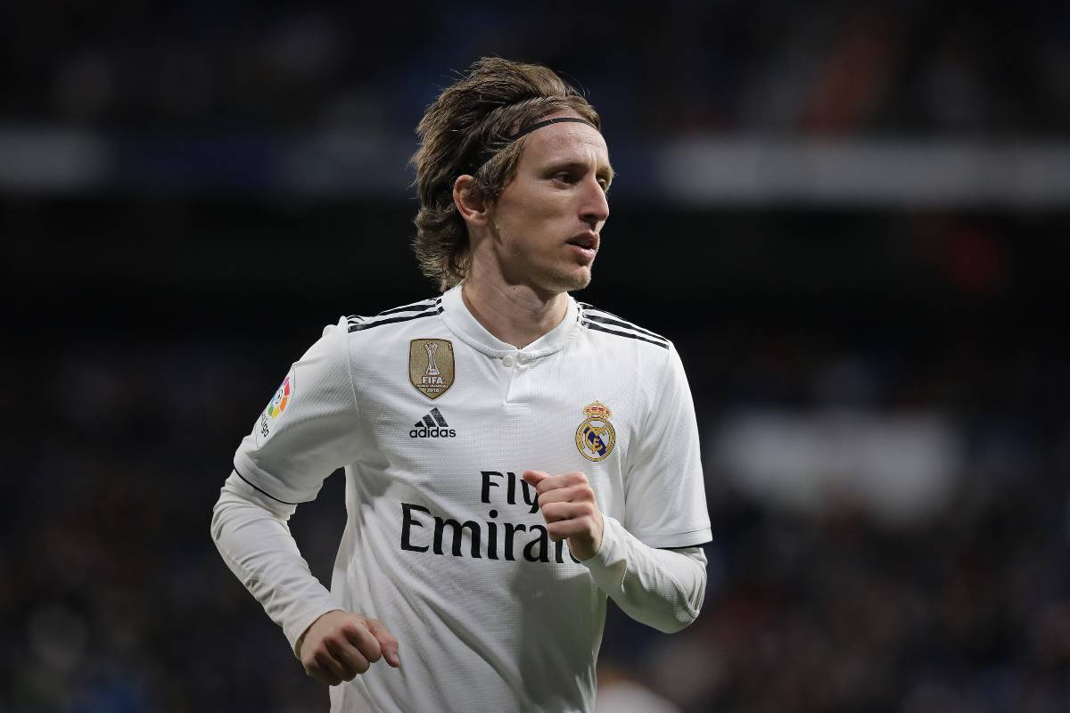 Milan, nel mirino Modric: incontro con l'agente del croato