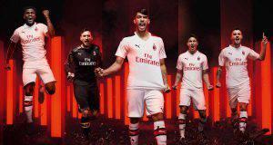 Milan seconda maglia Puma 2019 2020