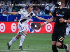 Ibrahimovic Zlatan Los Angeles MLS